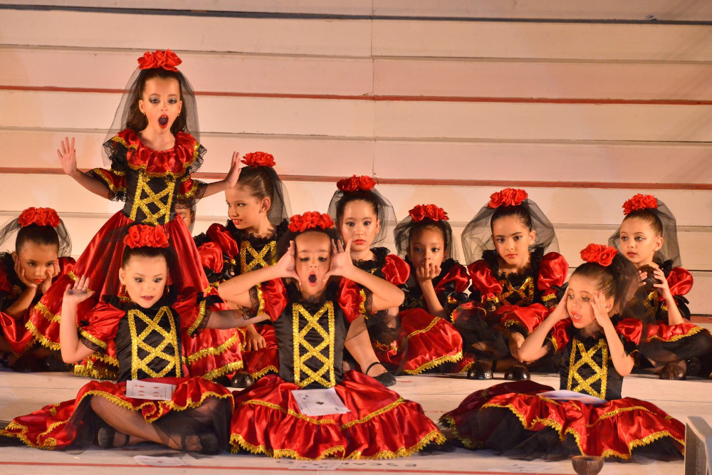 Alfabetização e Ópera